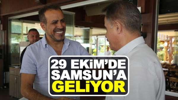 29 Ekim'de Haluk Levent Atakum'da konser verecek