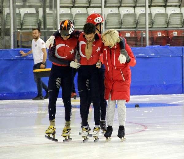 Polonyalı antrenör Anna Lukanova sporcuların 'annesi' oldu