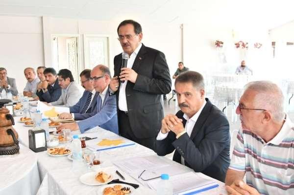 Başkan Mustafa Demir: 'Halkımıza borcumuz var, vebalimiz çok büyük'