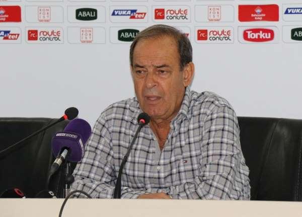 Denizlispor-Kasımpaşa maçının ardından