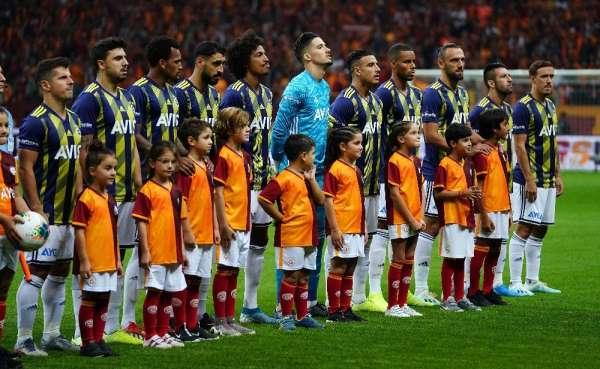 Fenerbahçe'de yeniler, ilk kez Galatasaray derbisinde