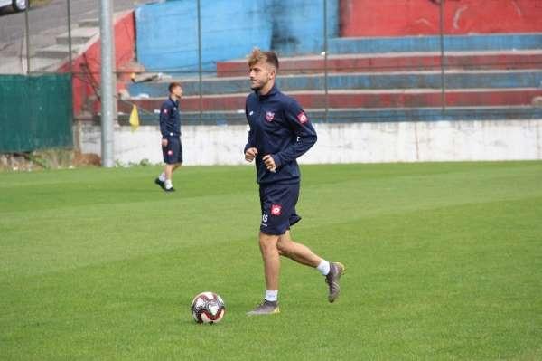 Karabükspor'da Kastamonuspor maçı hazırlıkları tamamlandı