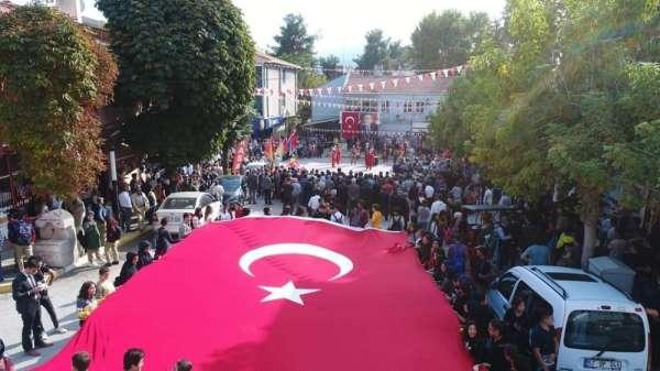 Osmancık 'Pirinç Festivali' başladı