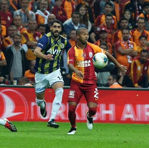 Süper Lig: Gaatasaray: 0 - Fenerbahçe: 0 (Maç sonucu)
