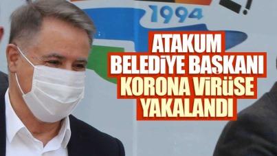 Atakum Belediye Başkanı korona virüse yakalandı