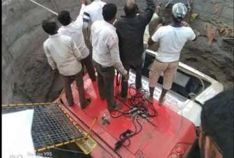 Hindistan'da kaza yapan otobüs çukura düştü: 27 ölü, 32 yaralı