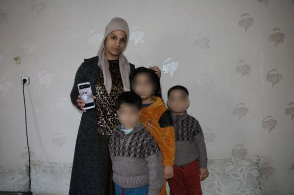 Kazakistan'da kaza geçiren eşinin Türkiye'ye getirilmesi için yardım bekliyor