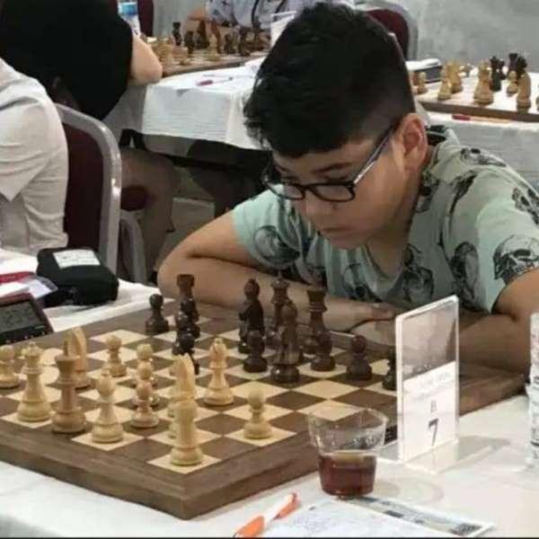 Menteşe Belediye'si satrançcısının büyük başarısı