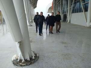 Yeni Malatya Stadyumu depremden etkilenmedi