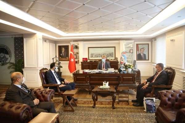 Başkan Mustafa Palancıoğlu: Her zaman şehit aileleri ve gazilerimizin yanındayız