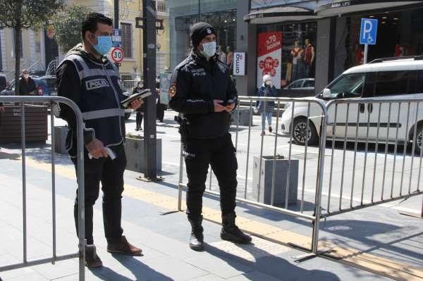 Samsunda korona kol geziyor: 14 pozitif ve temaslı sokakta yakalandı