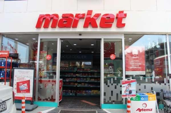 Korona virüs salgını benzinlik içindeki marketlere ilgiyi artırdı