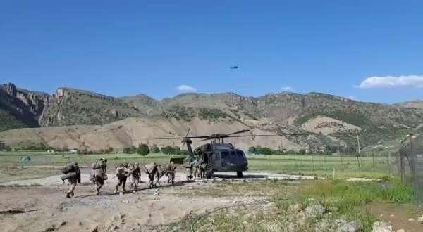 Siirt'in Herokal kırsalında 2 terörist öldürüldü