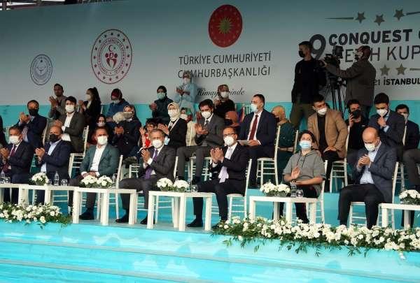 9. Fetih Kupası İstanbulda gerçekleşti