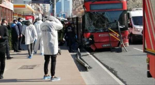 Beşiktaştaki ölümlü otobüs kazasına ilişkin iddianame hazırlandı