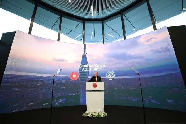 Cumhurbaşkanı Erdoğan: Haziran ayının sonunda Kanal İstanbulu şehrimize kazandırmak üzere temeli atıyoruz