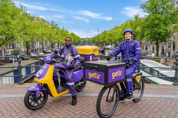 Getir, Amsterdamda hizmet vermeye başladı