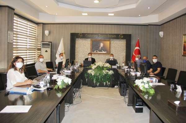 GTB Mayıs ayı meclis toplantısı yapıldı