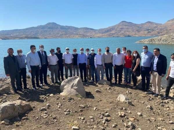 Ilısu Barajında Kafes Alabalık Üretim Çiftliği Projesi hayata geçiriliyor