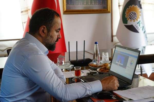 Türkiyede ilk kez online üzerinden genel kurul toplantısı gerçekleştirildi