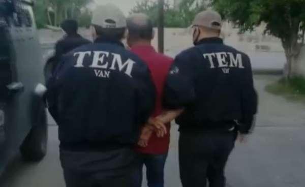 Vanda terör operasyonu: 6 tutuklama