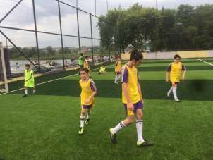 Eyüpspor Futbol Okulu'na kayıtlar başladı