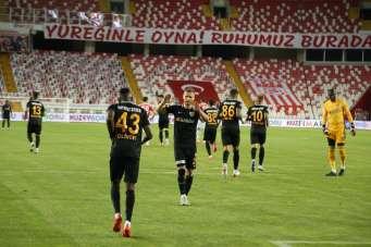 Kayserispor Sivas'ta yine kaybetmedi