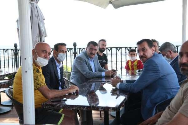 Malatyalılar'dan Yeni Malatyaspor'a tam destek