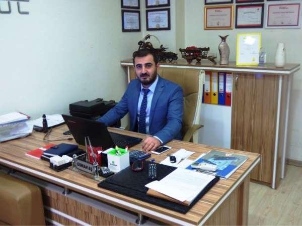 Sindoma Yönetim Kurulu Başkanı Osman Eş:'Emlak yatırımında Türkiye güvenli liman