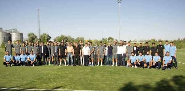 Konyasporda yeni sezon hazırlıkları başladı