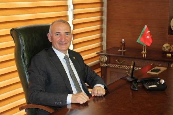 DESMÜD Başkanı Demirtaşoğlu'ndan bayram mesajı