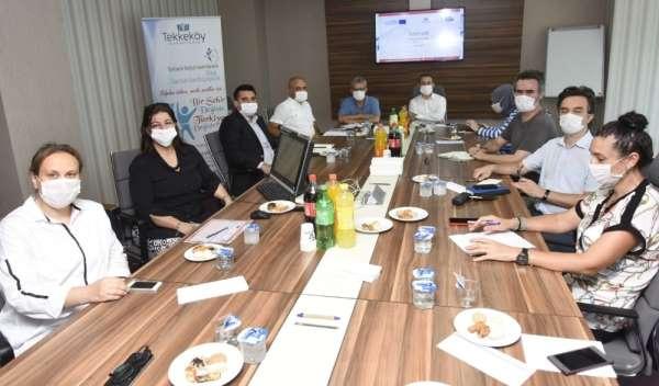 'EduHack: Hacking Education Projesi' toplantısı Samsun'da yapıldı