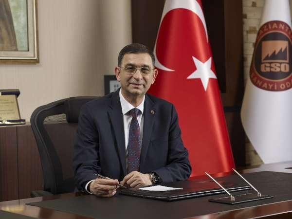 GSO Başkanı Adnan Ünverdi'den Bayram mesajı