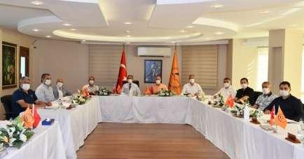 Mersin-Tarsus OSB Müteşebbis Heyet Toplantısı gerçekleştirildi
