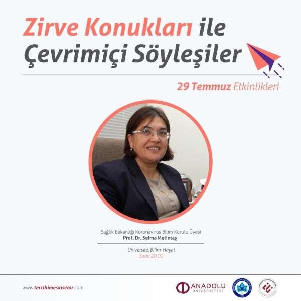'Tercihim Eskişehir' üniversite adaylarını bilgilendirmeyi sürdürüyor