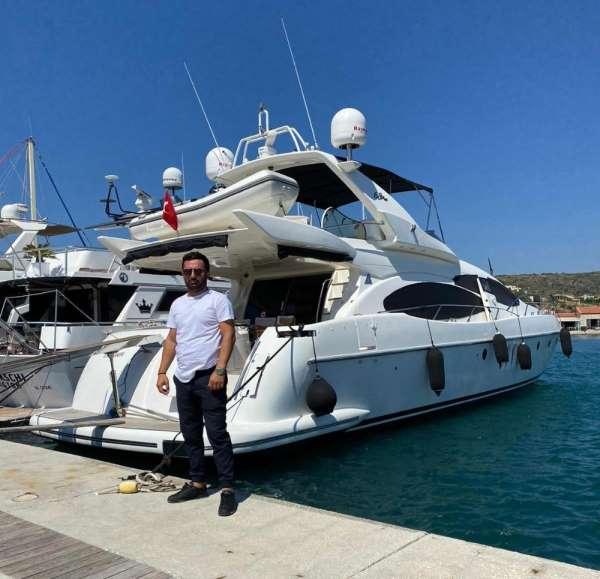 Urla ve Çeşme'ye yat limanı yatırımı müjdesi