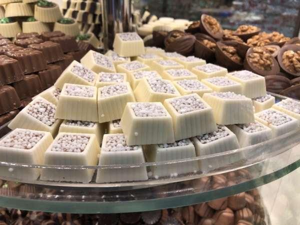 Vatandaş bu bayram çikolata yerine lokuma yöneldi