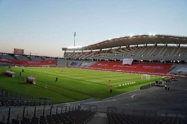 Ziraat Türkiye Kupası Finali: Trabzonspor: 1 - Aytemiz Alanyaspor: 0 (İlk yarı)