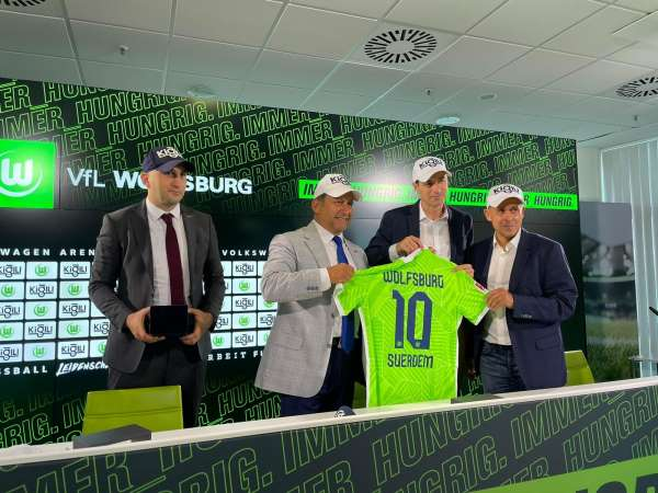 Wolfsburg yeni sezonda Kiğılı giyecek