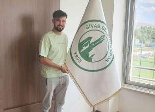 Sivas Belediyespor, Şeyhmus Abdulkadir Aksu'yu kadrosuna kattı
