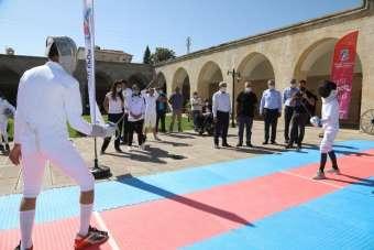 Battalgazi'de 'Avrupa Spor Haftası' coşkusu