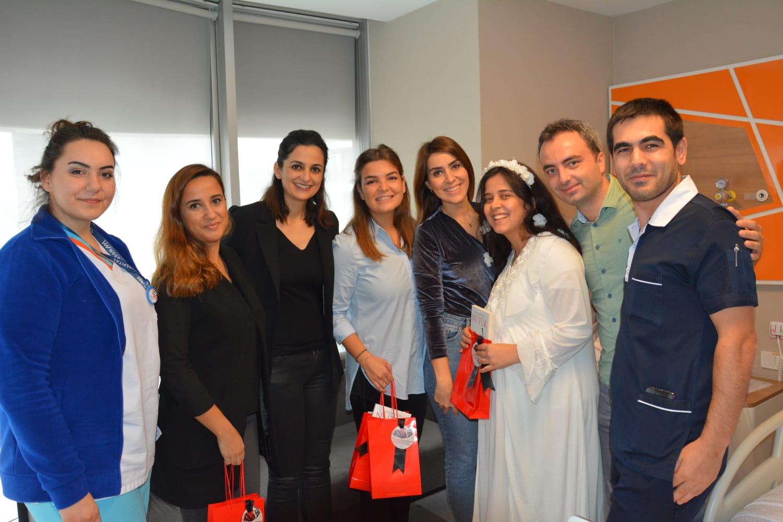 Liv Hospital Samsun 29 Ekimi Kutladı
