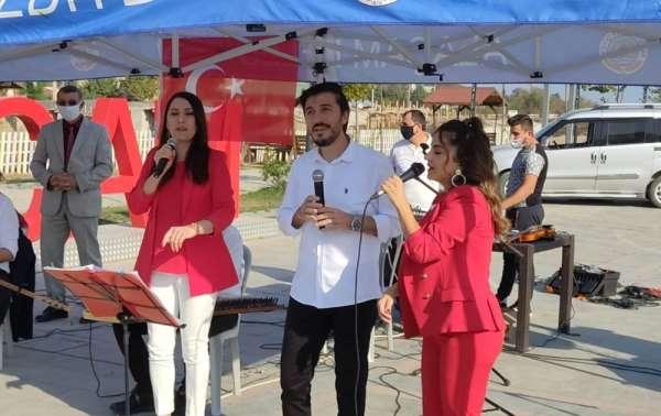 Alaçamda 29 Ekim Cumhuriyet Bayramı kutlaması