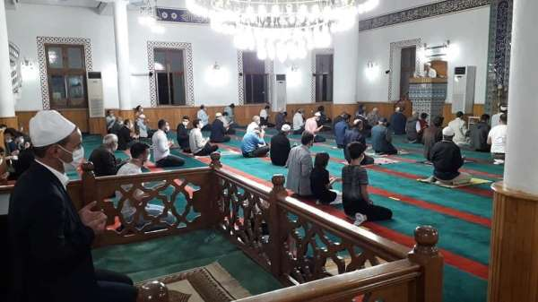 Fatsada Mevlid Kandili programı