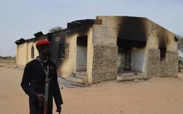 Boko Haram'dan Saldırı