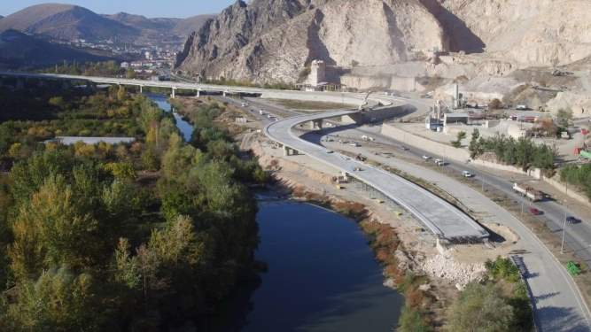 Samsun Haberleri: Karayolları 7. Bölgenin 11 Projesi Sürüyor