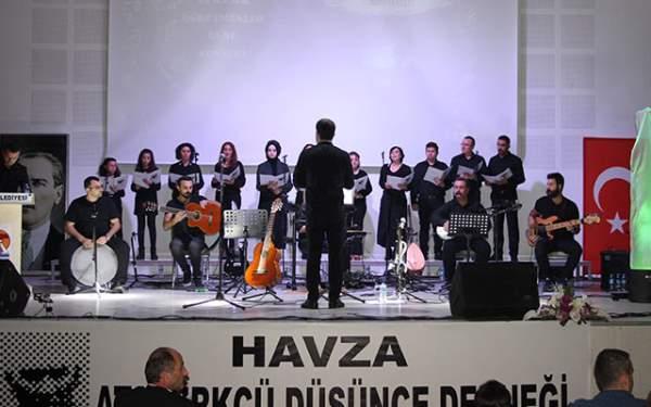 Samsun Haberleri: Öğretmenler Günü Konseri