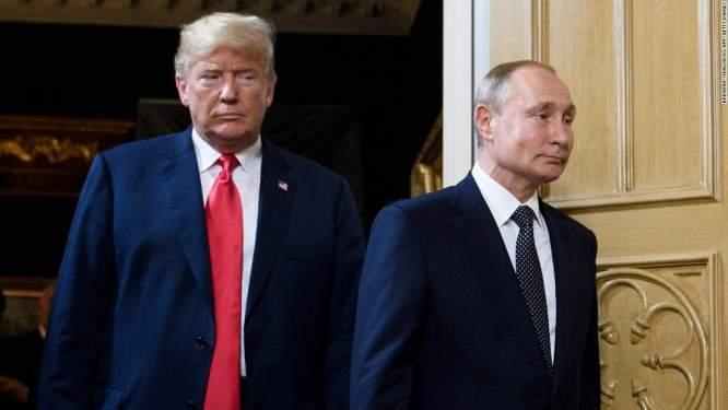 Trump, Putin ile Görüşmesini İptal Etti