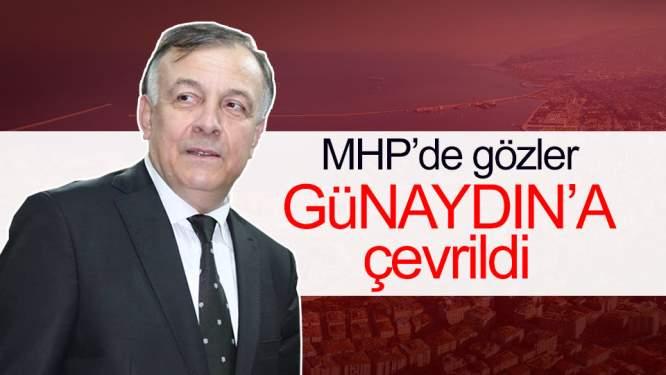 Samsun Haberleri: MHP'de Gözler 'Günaydın'a Çevrildi