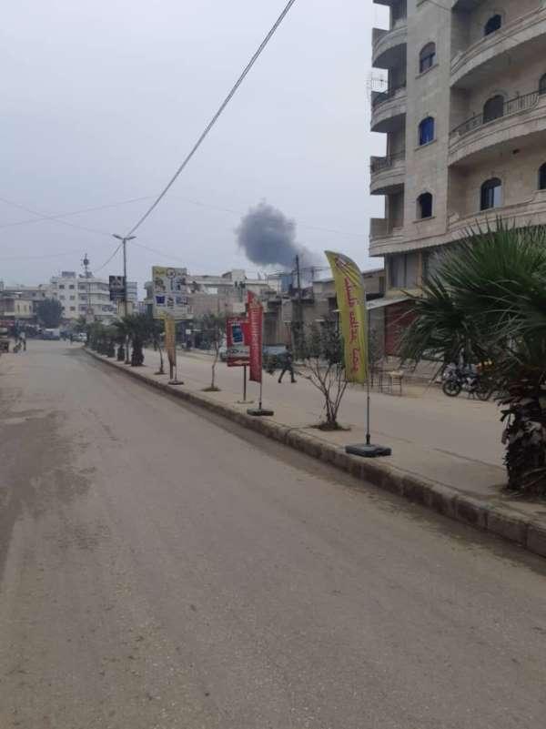 Afrin'de bombalı saldırı: 4 yaralı
